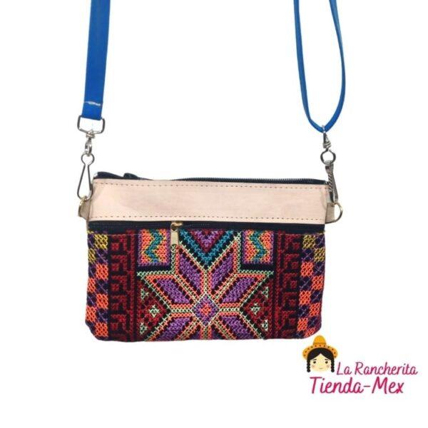 Cartera Tipo Huichol | Tienda Mex