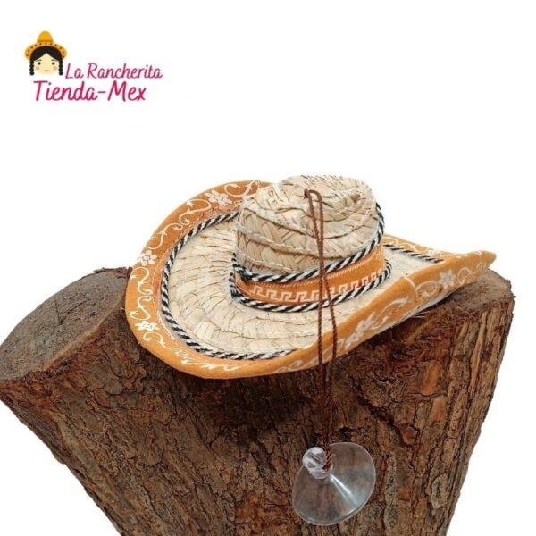 Sombrero Texano Chupón | Tienda Mex