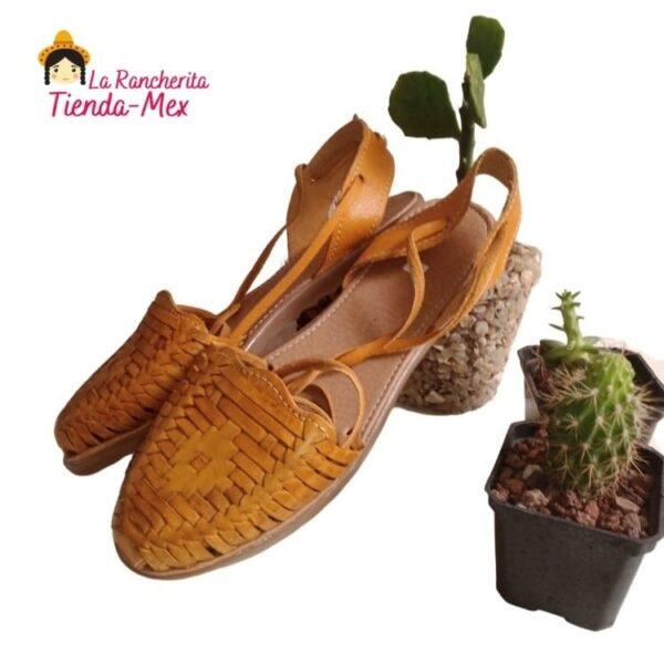 Huarache P/Dama Mod. 5015 | Tienda Mex