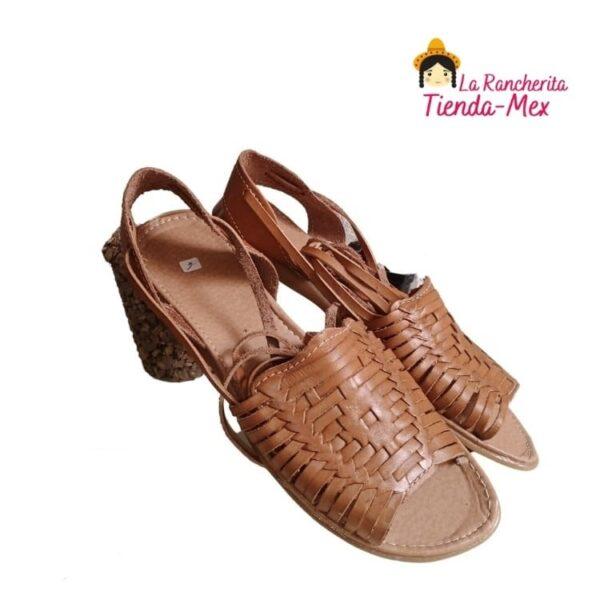 Huarache P/Dama Mod. 0019 | Tienda Mex