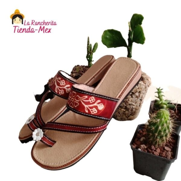 Sandalia P/Dama Mod. 0012 | Tienda Mex
