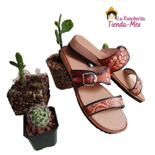 Sandalia P/Dama Mod. 0014 | Tienda Mex