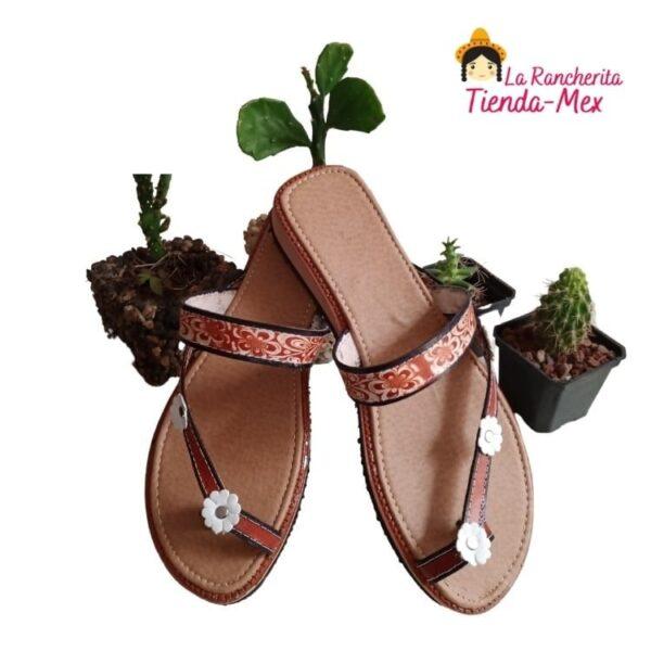 Sandalia P/Dama Mod. 0009 | Tienda Mex