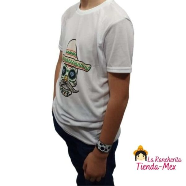 Playera Sublimada Hombre | Tienda Mex