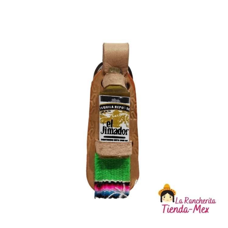Llavero Gota Botella Sarape | Tienda Mex