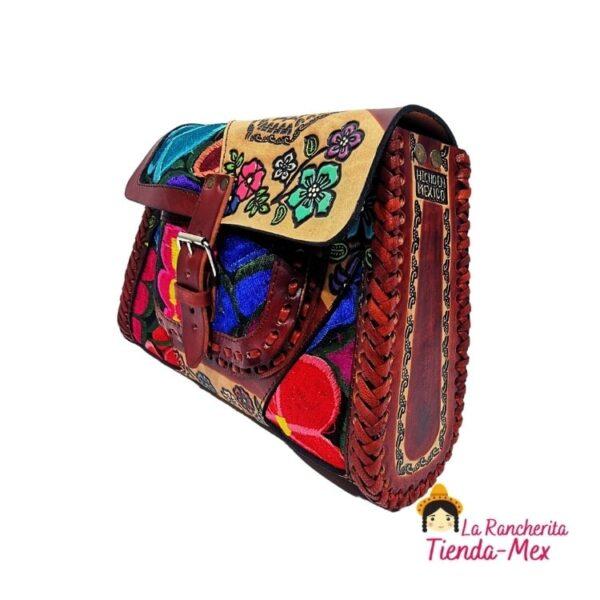 Bolsa Bordada Cachito | Tienda Mex