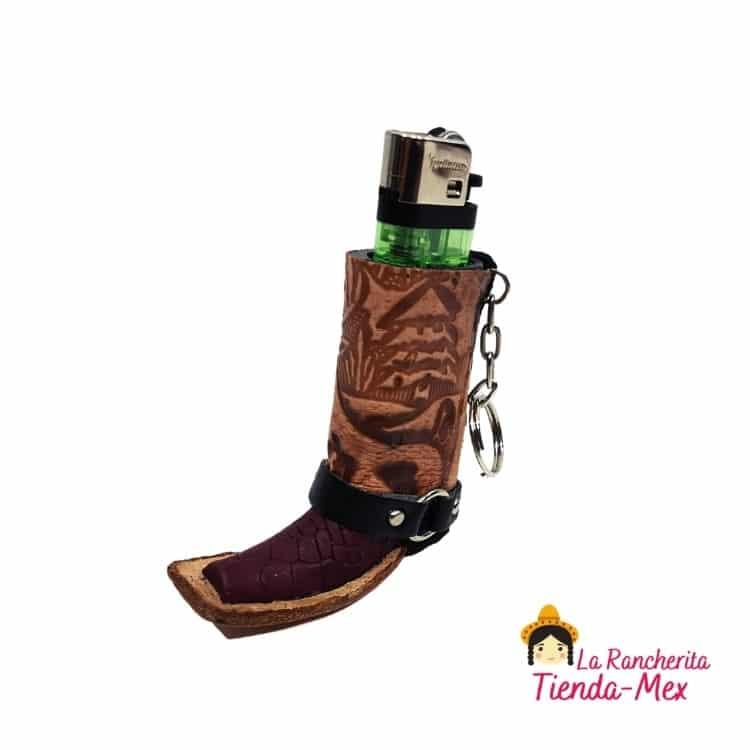 Encendedor Bota Charra | Tienda Mex