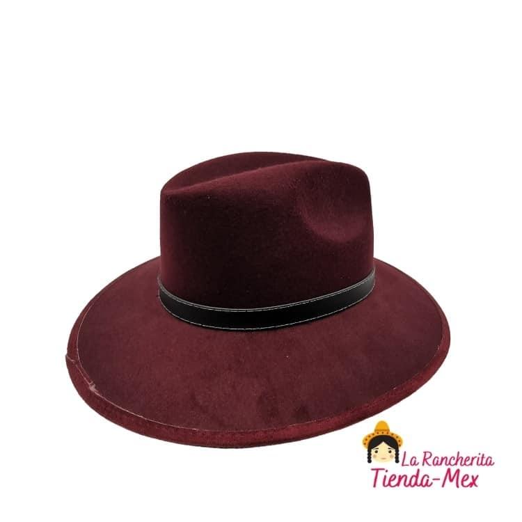 Sombrero Indiana Gamuza | Tienda Mex