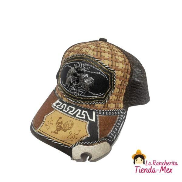 Gorra Con Figura Metalica | Tienda Mex