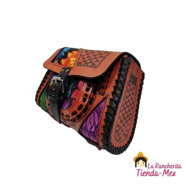 Bolsa Bordada Cachito Md | Tienda Mex