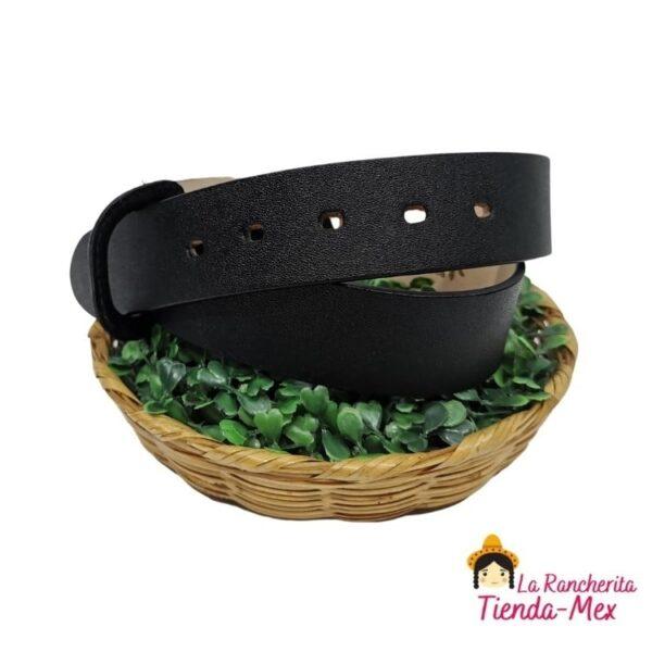 Cinturon Anca de Potro 40mm   Tienda Mex