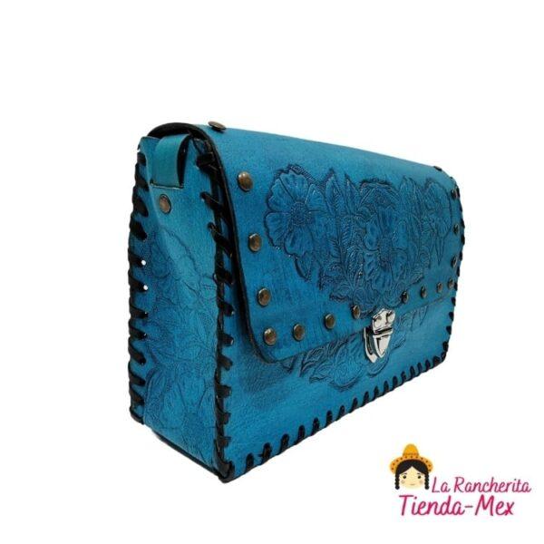 Bolsa Hebilla Rectangular   Tienda Mex