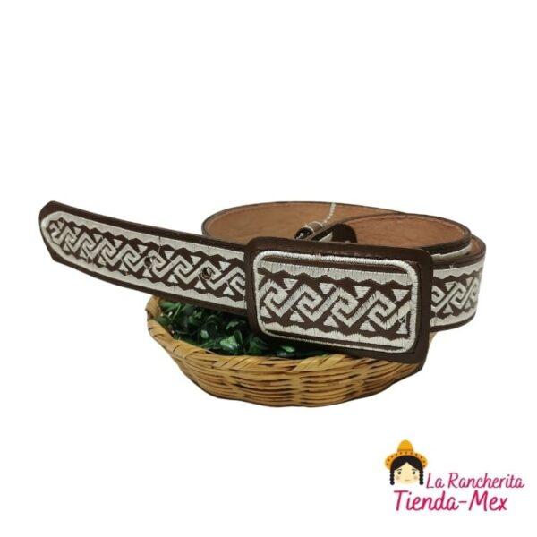 Cinturon Bordado | Tienda Mex