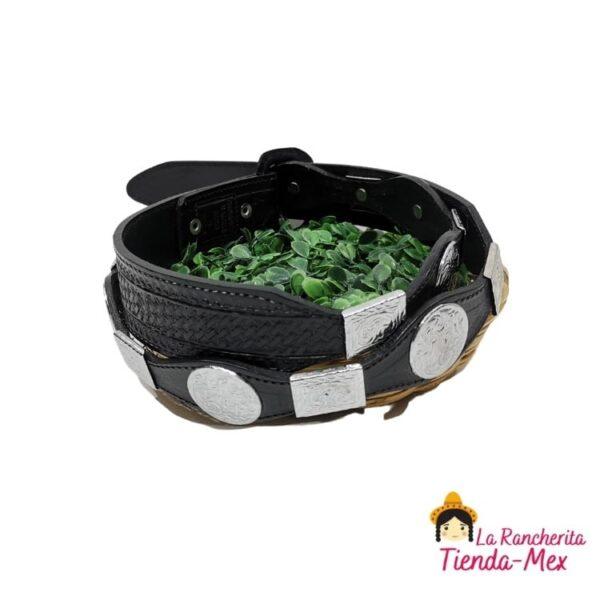 Cinturon Concho Con Grapa | Tienda Mex