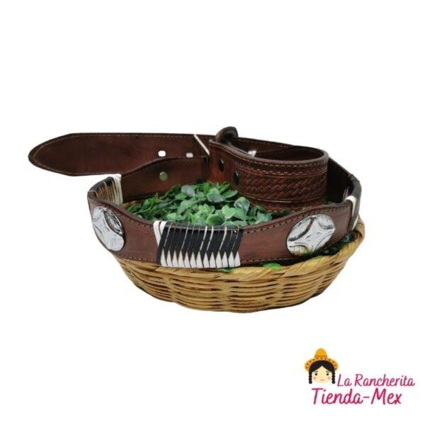 Cinturon Concho Indio | Tienda Mex