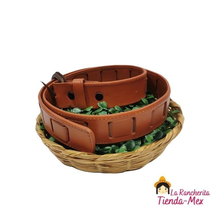 Cinturon Correa Ancha | Tienda Mex