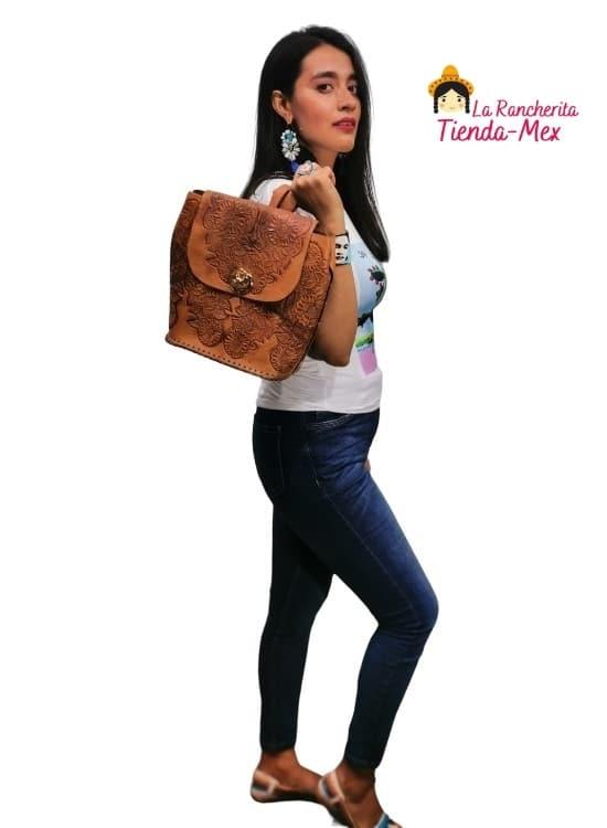 Mochila Troquelada | Tienda Mex