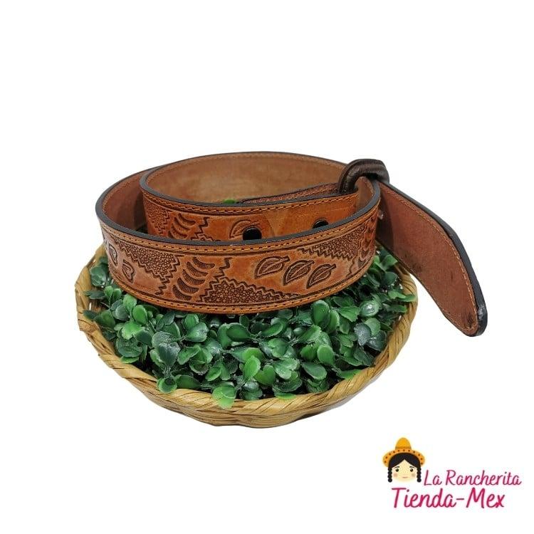 Cinturon Cincelado | Tienda Mex