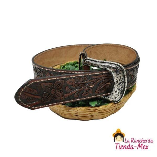 Cinturon Troquelado Fino   Tienda Mex