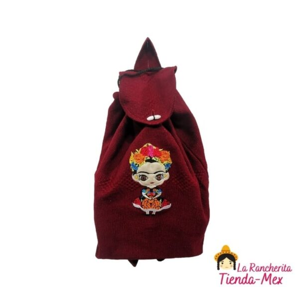 Mochila Huichol Bordada | Tienda Mex