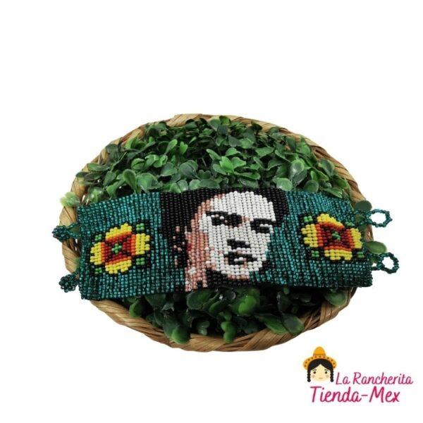 Pulsera Chaquira Bordada | Tienda Mex