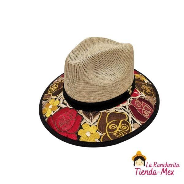 Sombrero Bordado | Tienda Mex