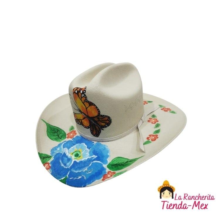Sombrero Decorado Texano | Tienda Mex