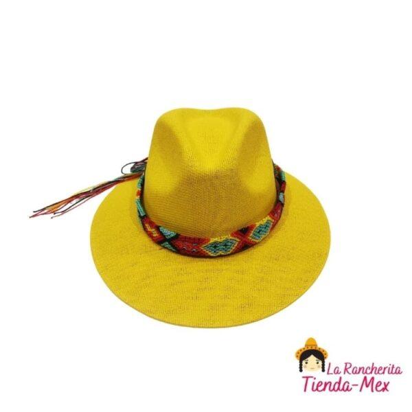 Sombrero Yute Toquilla | Tienda Mex