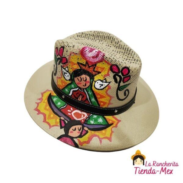 Sombrero decorado Niño | Tienda Mex