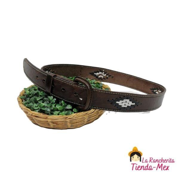 Cinturon Tejido Triangulo | Tienda Mex