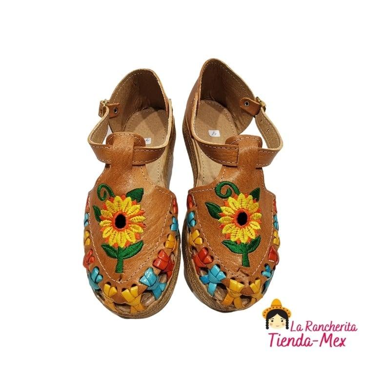 Huarache P/Dama Mod 8010 | Tienda Mex