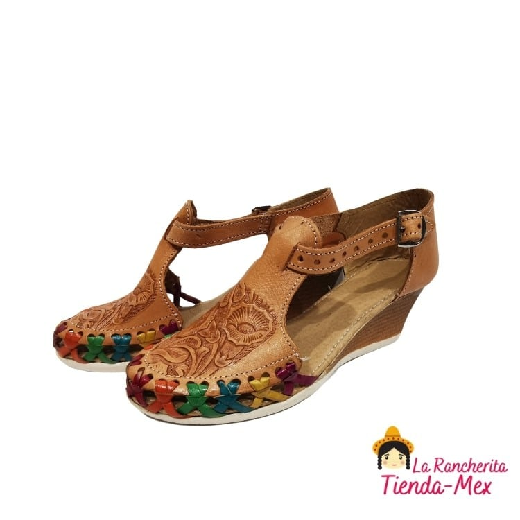 Huarache P/Dama Mod 8011 | Tienda Mex