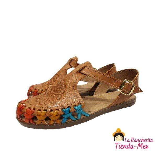 Huarache P/Dama Mod 0005 | Tienda Mex