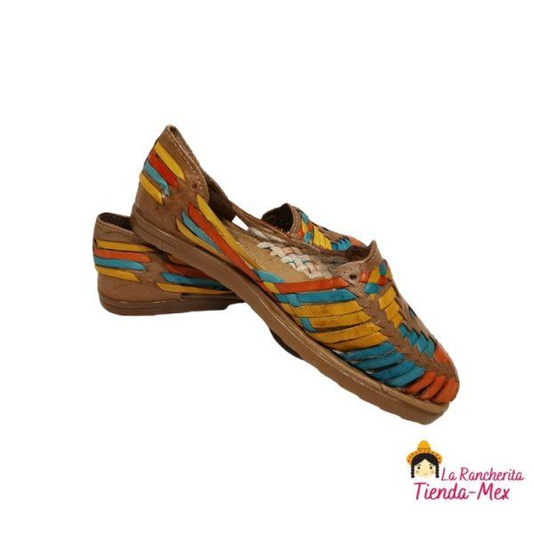 Huarache P/Dama Mod 0042 | Tienda Mex