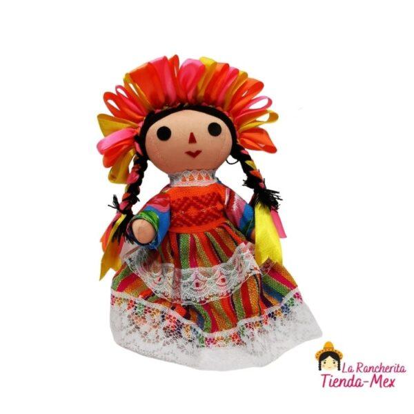 Muñeca Lele Chica | Tienda Mex