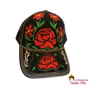 gorra bordada dama